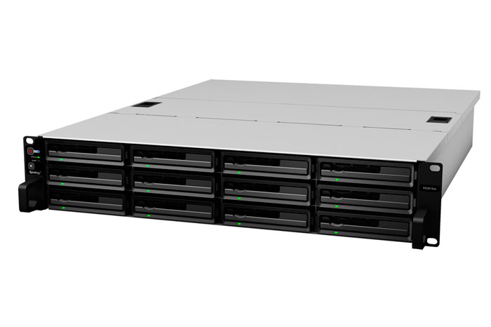 Synology actualiza su gama alta de NAS en formato rack con los RS3614xs y RS3614RPxs, Imagen 1