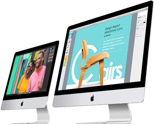 Apple rebaja su iMac  de 21,5