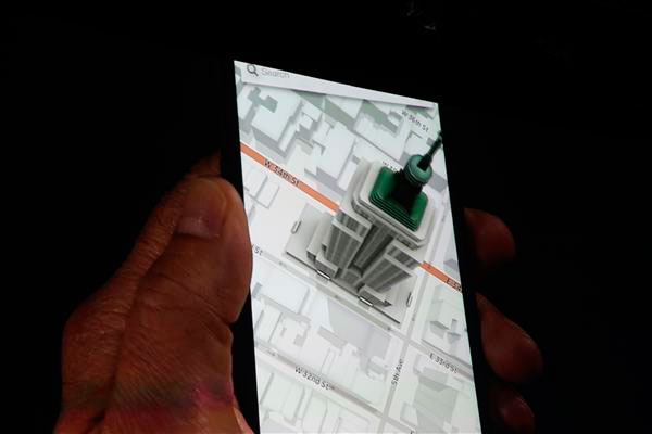 Amazon Fire Phone, Imagen 2