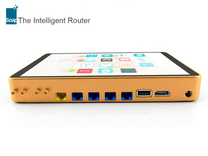 Soap, un router táctil con Android en su interior, Imagen 2