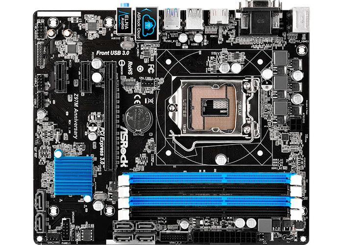 Asrock lanza dos placas para el Pentium 20 aniversario. , Imagen 1
