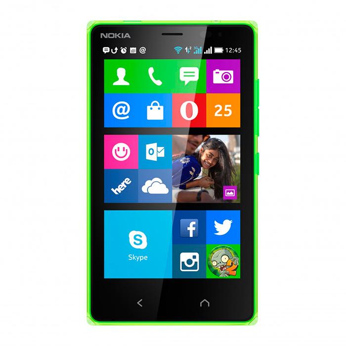 El próximo Nokia Android será el X2, Imagen 2