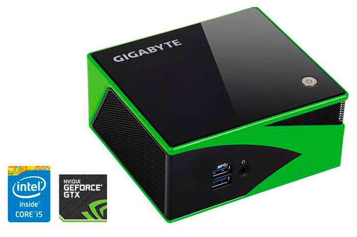Gigabyte BRIX Gaming DIY con Geforce GTX 760, Imagen 1