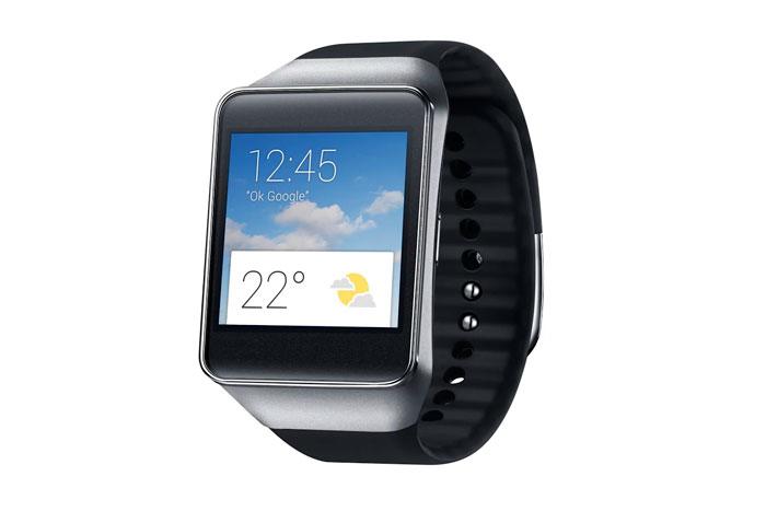 Samsung vuelve a los brazos de Google con su smartwatch Gear Live, Imagen 1