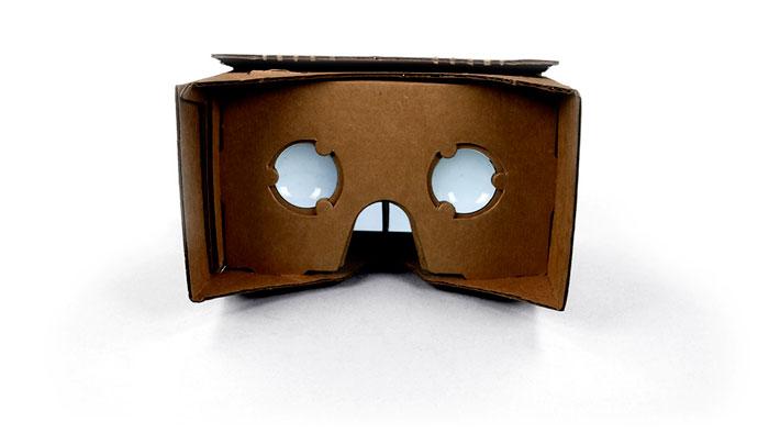 Google Cardboard: convierte tu móvil en unas gafas de realidad virtual de cartón, Imagen 1