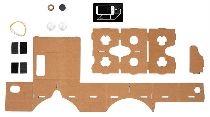 Google Cardboard: convierte tu móvil en unas gafas de realidad virtual de cartón, Imagen 2