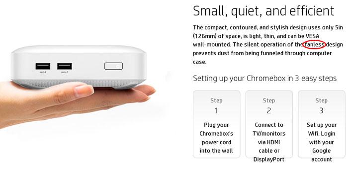El Chromebox