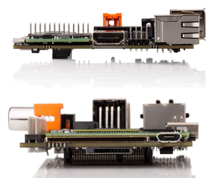 HummingBoard, llega otro competidor para Raspberry Pi, Imagen 2