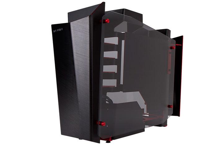 A la venta las primeras unidades de la original torre IN WIN S-Frame, Imagen 2
