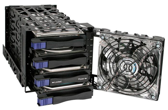 ICY DOCK presenta un módulo para integrar discos duros en las bahías de 5,25, Imagen 2