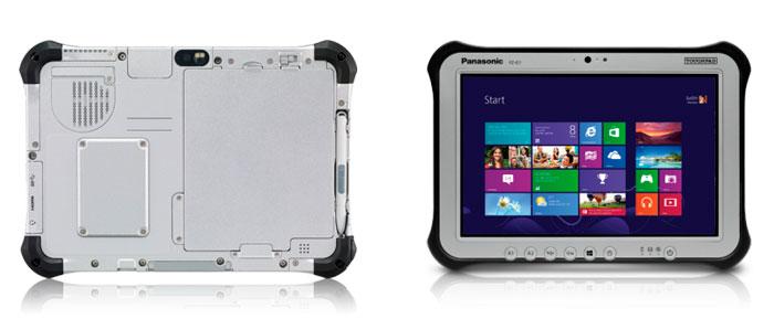 Panasonic actualiza el tablet resistente Toughpad FZ-G1 con Haswell y otras mejoras, Imagen 2