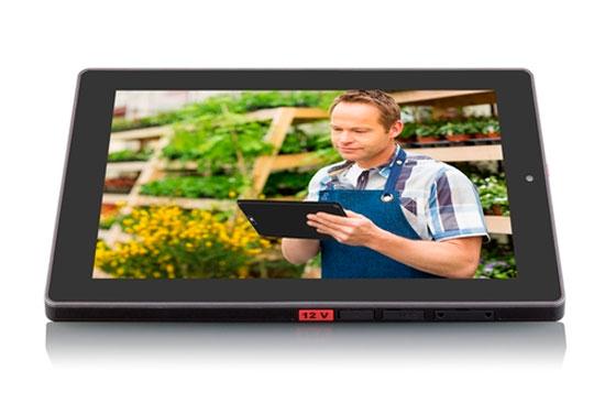 VIA Viega, un tablet con resistencia IP65, Imagen 2