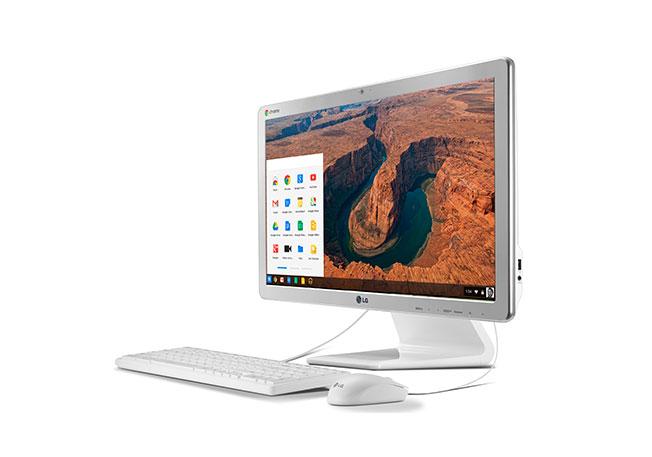 LG también apuesta por Chrome OS en un PC