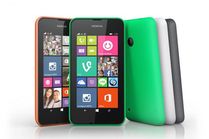 Microsoft lanza el Lumia 530 por menos de 100 Euros, Imagen 1