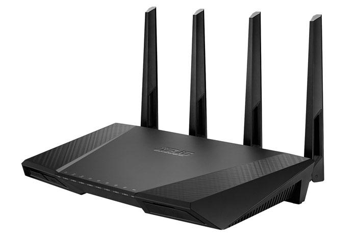 El nuevo router ASUS RT-AC87 alcanza los 2,33 Gb/s de velocidad, Imagen 1