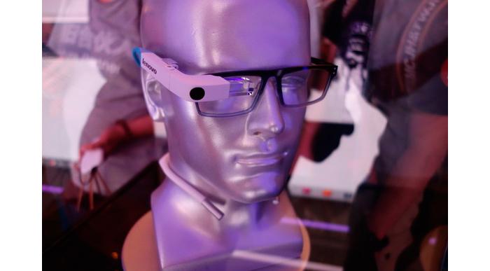"Lenovo muestra su prototipo de ""Google Glass"", Imagen 1"