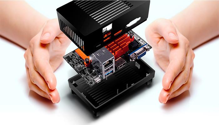 ECS presenta hoy su MiniPC Liva de 64GB, Imagen 2