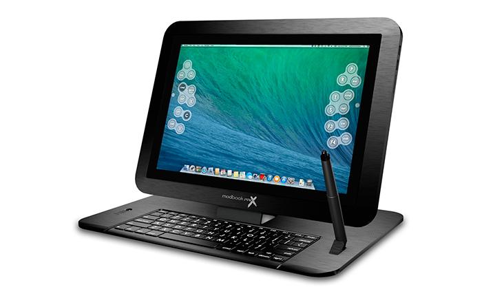 ModBook introduce el modelo Modbook Pro  buscando crowdfounding, Imagen 1