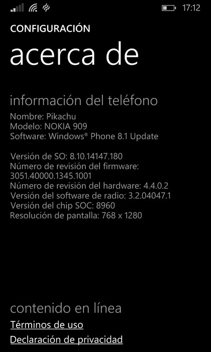 Microsoft lanza la Preview for Developers de Windows Phone 8.1 Update 1 , Imagen 2