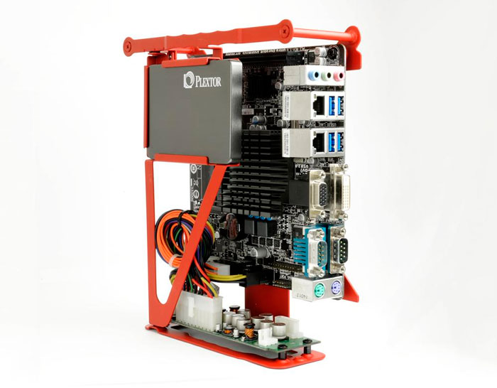 Gigabyte muestra su torre mini-ITX Essence con fuente de alimentación externa, Imagen 1