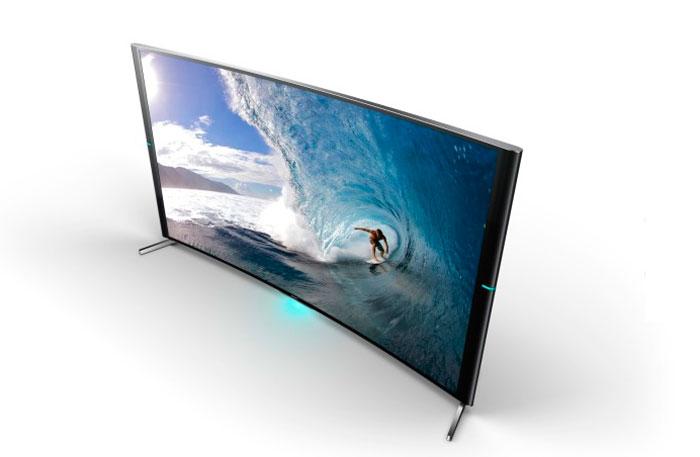 Sony se une al club de los fabricantes con TVs curvas 4K con su Bravia S90, Imagen 1