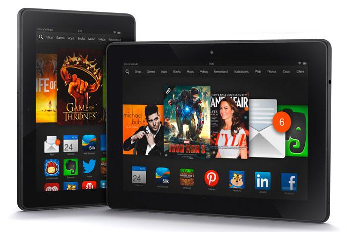 Se filtra una nueva versión del Kindle Fire HDX con un Snapdragon 805, Imagen 1