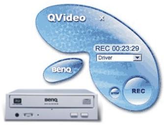 Graba DVDs con la DW800A de BenQ a 8X, Imagen 1