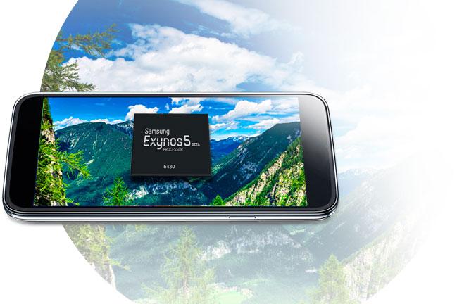 El Exynos 5430 que incluye el Galaxy Alpha está fabricado a 20 nm, Imagen 1