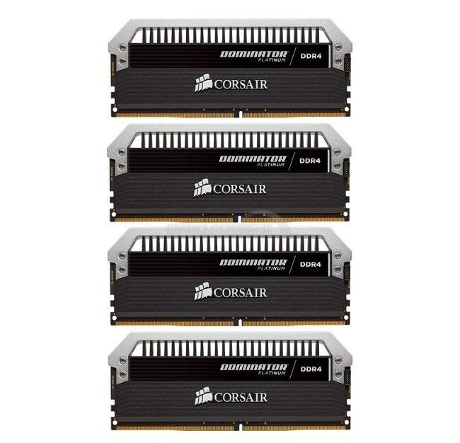 Ya disponibles para reservar las memorias DDR4 Corsair Dominator Platinum, Imagen 1