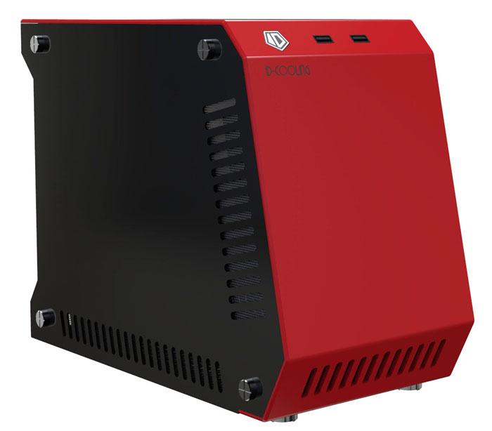 ID-Cooling T60-SFX, nueva torre mini-ITX para equipos gaming, Imagen 1