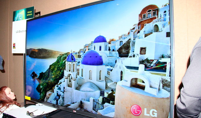 LG ya ofrece televisores 4K con paneles OLED, Imagen 1