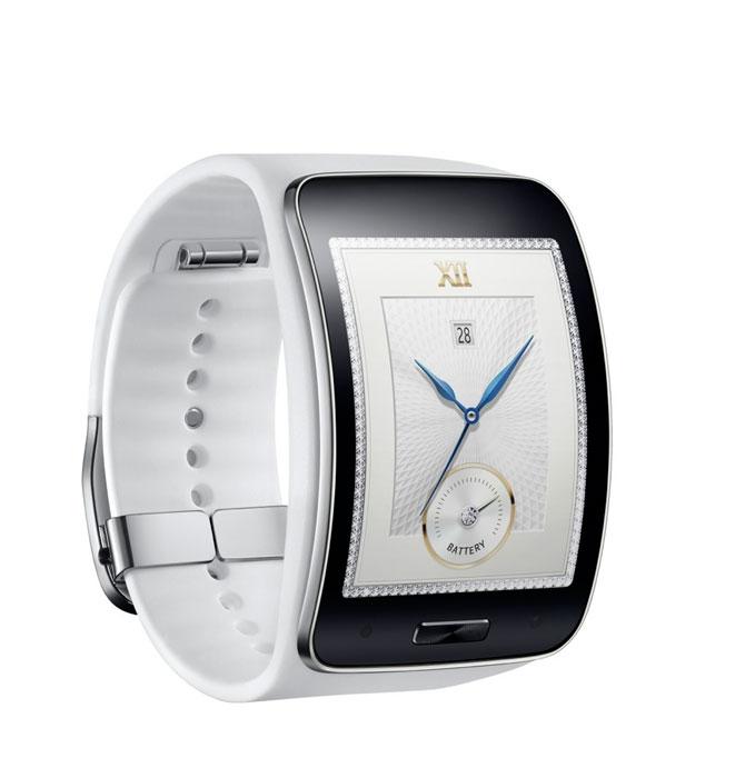 Samsung mantiene su apuesta por Tizen con su nuevo Gear S, un teléfono con forma de reloj, Imagen 1