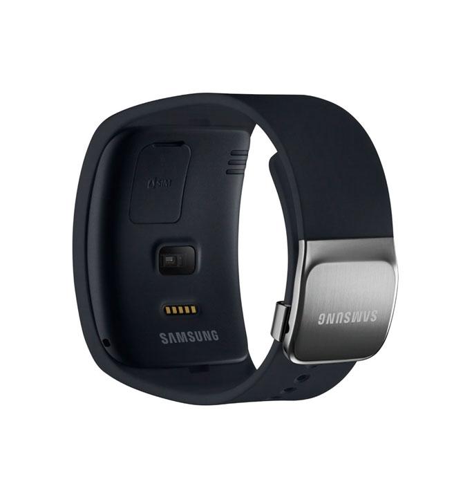Samsung mantiene su apuesta por Tizen con su nuevo Gear S, un teléfono con forma de reloj, Imagen 2