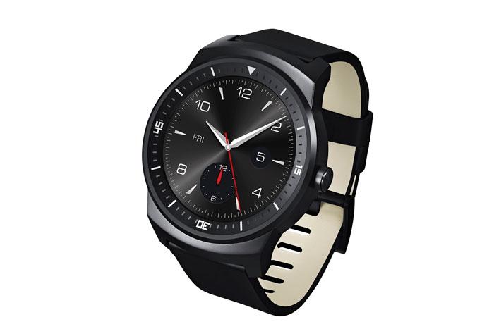 LG presenta oficialmente su reloj circular G Watch R, Imagen 1
