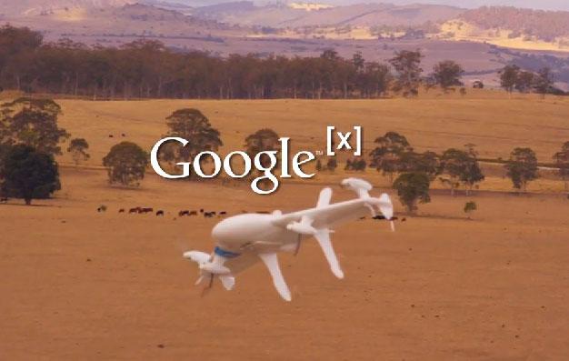 Google sigue los pasos de Amazon y muestra un sistema de reparto con drones, Imagen 1