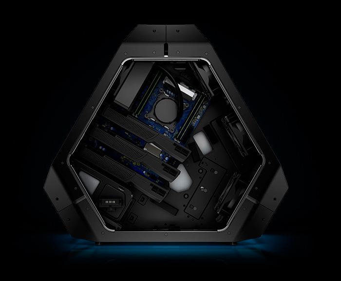 Alienware introduce el nuevo Area-51, Imagen 2