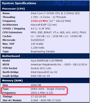 Consiguen batir el record de velocidad en memorias DDR4 con las G.Skill Ripjaws 4, Imagen 2