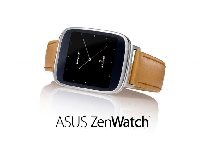 ASUS presenta oficialmente su ZenWatch, Imagen 1