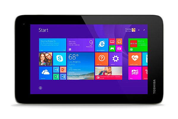 Toshiba Encore Mini, 7 pulgadas de tablet con Windows 8.1 por menos de 120 Dólares, Imagen 1