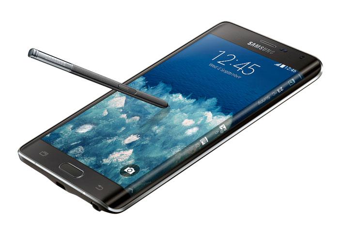 Samsung sorprende presentando el Galaxy Note Edge con pantalla curvada, Imagen 1