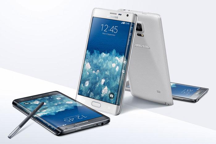 Samsung sorprende presentando el Galaxy Note Edge con pantalla curvada, Imagen 3