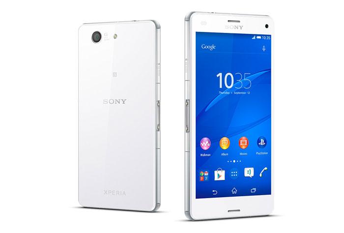 Sony Xperia Z3 Compact, Imagen 1