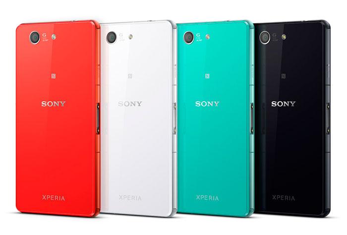 Sony Xperia Z3 Compact, Imagen 3