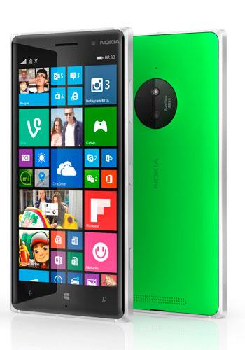 Microsoft lleva la tecnología de cámara PureView a la gama media con el nuevo Nokia Lumia 830, Imagen 1