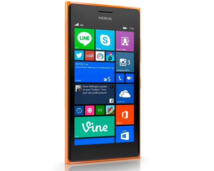Nokia Lumia 730 y 735, la moda de los selfies llega a Microsoft, Imagen 1