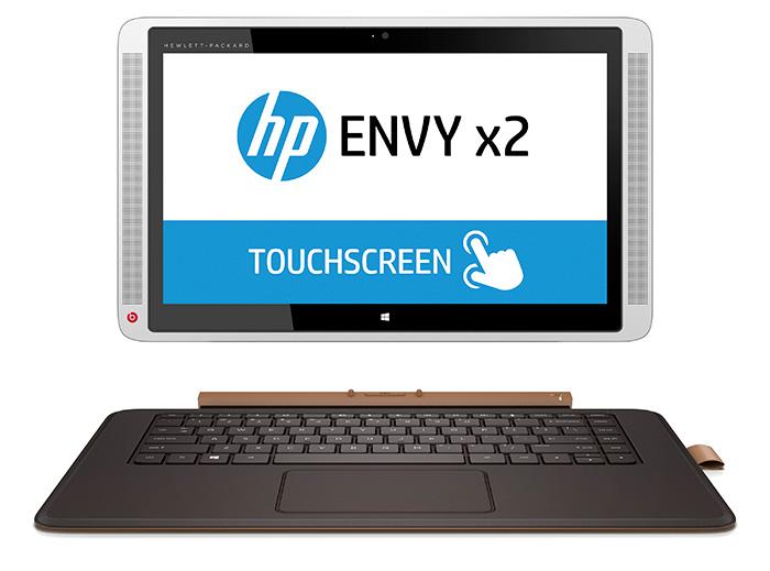 HP introduce el nuevo Envy X2, Imagen 1