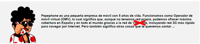 Pepephone abandona a Yoigo y utilizará la red de Movistar, Imagen 1