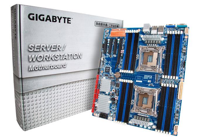 Gigabyte lanza nuevas placas base dual socket para los procesadores Intel Xeon E5-2600 V3, Imagen 1