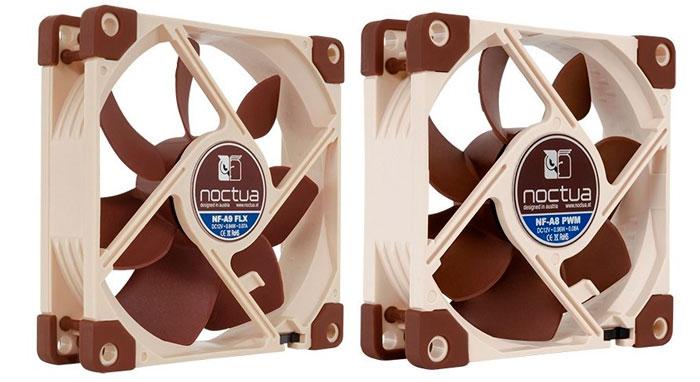 Noctua lanza nuevos modelos de ventiladores de la gama NF-A, Imagen 1