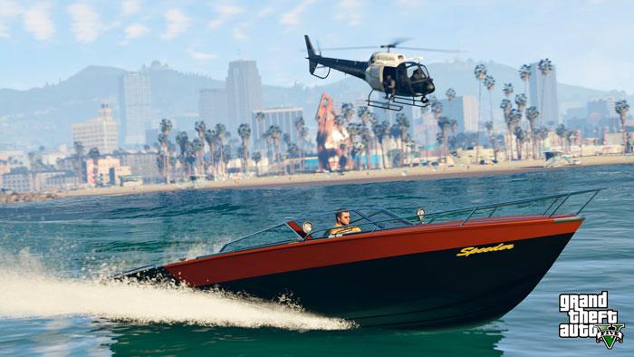 GTA V llegará a PC a finales de enero del 2015, Imagen 1